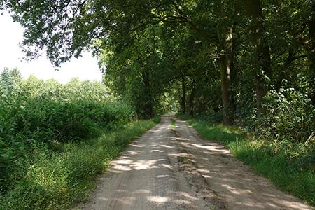 Overnachten Pieterpad Overijssel Drenthe